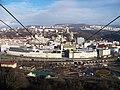 Ústí nad Labem, centrum, z lanovky (01).jpg