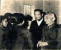 Đại tướng Võ Nguyên Giáp về thăm trường THPT Trần Hưng Đạo năm 1982.jpg