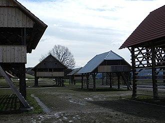 Šentrupert - Land of Hayracks (2013)