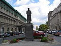 Варшава. Памятник Пілсудському.JPG