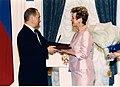 Вручение Гос. премии. Июнь 2000 года.jpg