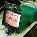 Детский фильмоскоп ДЭФ-4 с просмотром на встроенном экране (1980-е годы).JPG