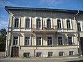 Здание банковской конторы и квартира главного бухгалтера рыбинского отделения наб. Волжская, 47, Рыбинск, Ярославская область.jpg
