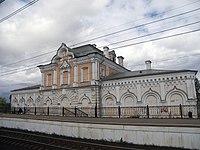 Здание вокзала железнодорожной станции Володарская.jpg