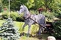 Лиепсалас (Латвия) Лошадка с телегой - panoramio.jpg