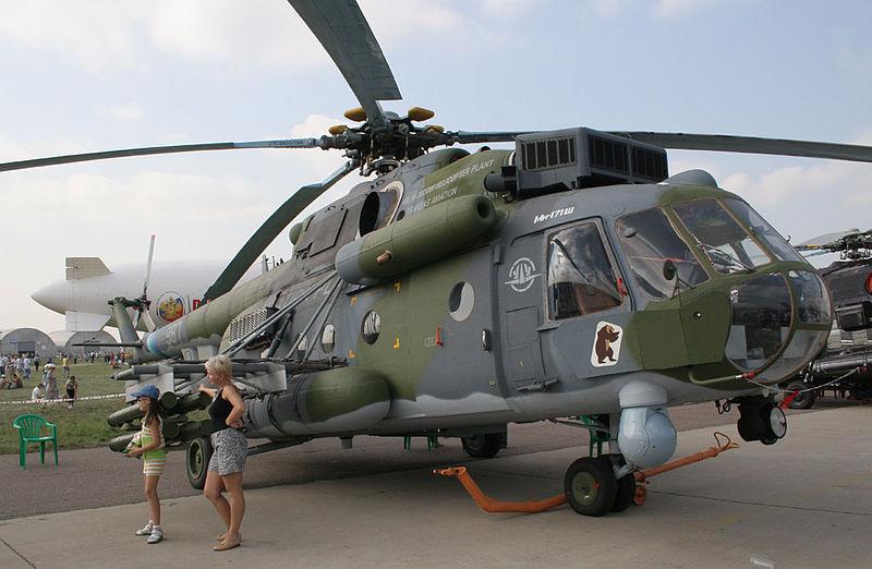 Трансмиссия вертолета Ми-8