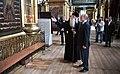 Митрополит Корнилий показывает Владимиру Путину в Покровский собор (2).jpg