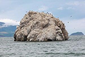 Zabaykalsky National Park - Pebble Island