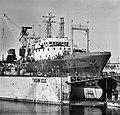 РТМС-7528 «ВАГУЛА» – suur külmutustraaler ujuvdokis. Paljassaare sadam 77.jpg