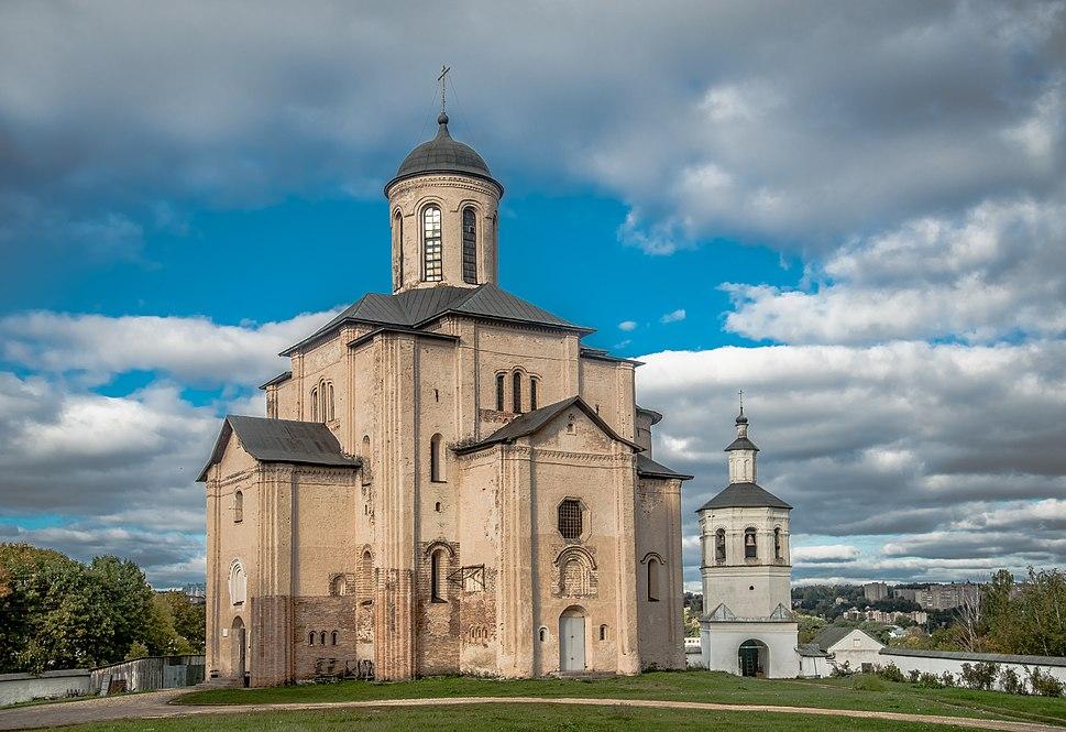 Свирская Церковь