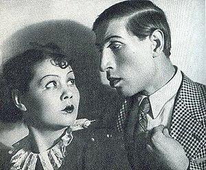 Sergey Filippov - Rodionov in The Judgement Day, Leningrad Comedy Theatre, 1939