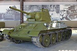 основные тактико-технические требования к танку т-34