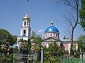 Троицкое кладбище Церковь Троицы Живоначальной.JPG