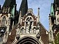 Церква святих Ольги і Єлизавети, фрагмент фасаду, пл. Кропивницького,1.jpg