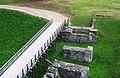 Цесис (Латвия) Мостик во дворе замка (крупно) - panoramio.jpg