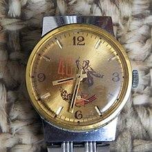 48051eb11015 Часы «Победа», выпущенные в 1985 году к 40-летию Победы. Рисунок на  циферблате сделан по мотивам известной фотографии Макса Альперта «Комбат».