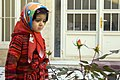 دختر بچه غمگین ایرانی Sadness Iranian girl 01.jpg