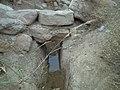 ساقية مياه تقليدية تستعمل لمرور الماء و سقي الاشجار , كافة المزروعات..jpg