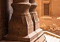 قاعدة أحد أعمدة مسجد الرفاعي - A base columns Rifai mosque.jpg
