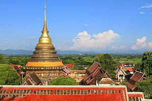 Lampang Province - Wat Phra That Lampang Luang