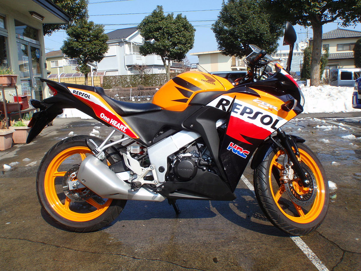 honda cbr 125r wikipedia wolna encyklopedia. Black Bedroom Furniture Sets. Home Design Ideas