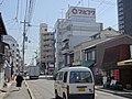 マルフク営業所跡 京都営業所 - panoramio (2).jpg