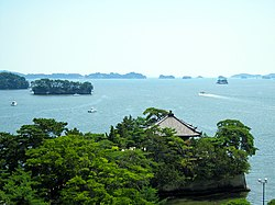 夏の松島 (The view of Matsushima) 08 Aug, 2010 - panoramio.jpg