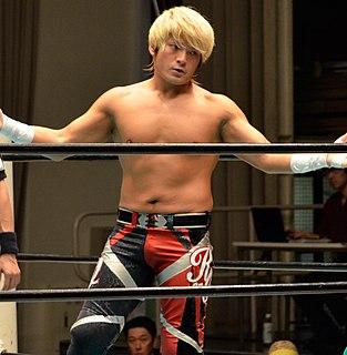 Kenoh Japanese professional wrestler