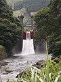 松瀬ダムの放水 - panoramio.jpg