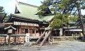 白山神社(新潟市) Hakusan jinja - panoramio.jpg