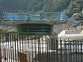 県道29号線 関の沢橋(架け替え工事中) - panoramio (1).jpg