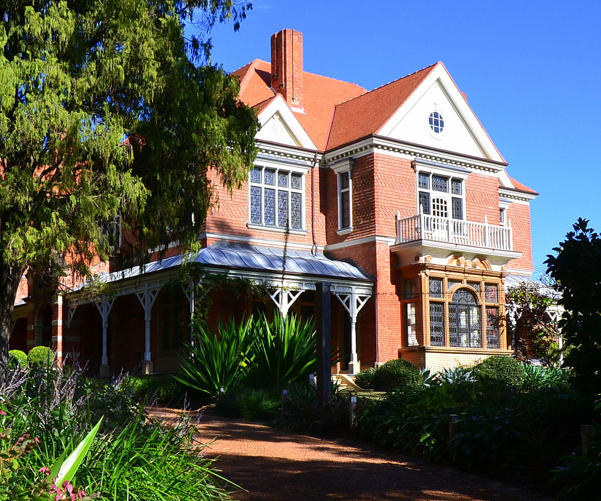 List Of Haunted Places In Brisbane: Federation Architecture