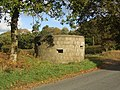 -2018-10-22 WWI pillbox, Church Road, Aylmerton, Norfolk (4).JPG