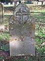 -2019-11-13 Headstone of Sarah Maria Cubitt & George Cubitt, died 1877, Trimingham churchyard.JPG