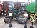 -2019-11-16 Field Marshall series II tractor (1946), Hillside Norfolk Shire Horse Centre, West Runton.JPG