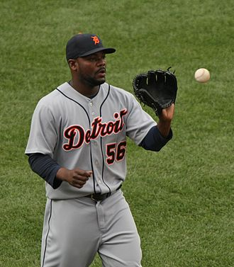 Fernando Rodney - Rodney playing for the Detroit Tigers in 2009