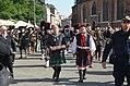 02017 0151 Krakau hat seinen Tartan, The Lord Provost of Edinburgh Frank Ross.jpg