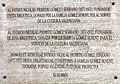 023 Sant Miquel dels Reis (València), placa en record de Nicolau Primitiu Gómez i Serrano.jpg