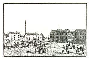 Jakominiplatz in Graz