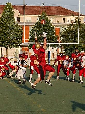 Elancourt Templiers - Semi final championship élite 2008, Élancourt Templiers Vs Aix-en-Provence Argonautes
