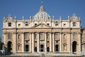 El Vaticà. Sant Pere