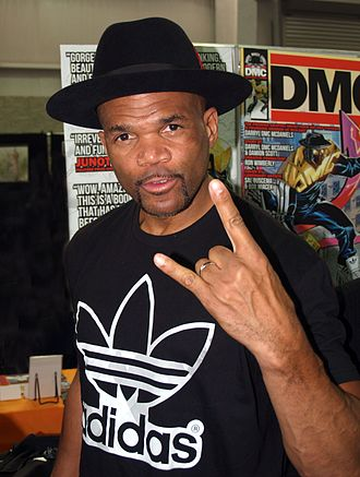 Darryl McDaniels - McDaniels at the 2014 New York Comic Con
