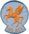 103d Air Transport Squadron - Emblem.png