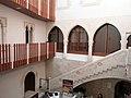 105 Palau Reial de Vilafranca del Penedès, pati.JPG