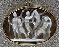 105 artsita rinascimentale, bacco scopre arianna, 1485-1510 ca., calcedonio.JPG