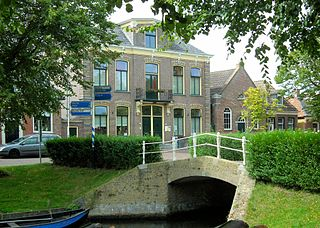 Town in Friesland, Netherlands