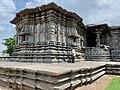 12th century Thousand Pillar temple, Hanumkonda, Telangana, India - 04.jpg