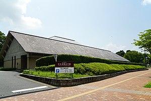 Seichō Matsumoto - Image: 140721 Matsumoto Seicho Memorial Museum Kitakyushu Japan 01bs 3