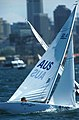 141100 - Sailing Peter Thompson action 2 - 3b - 2000 Sydney race photo.jpg