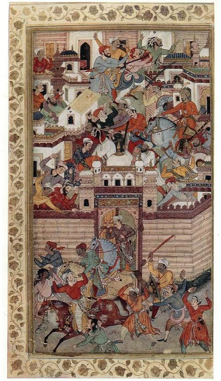 1499-Babur's siege of Andijan.jpg